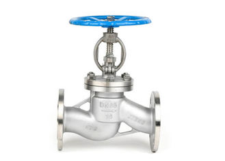 Pn16 Dn65 CF8 Stainless Steel Flanged Globe Valve 150lb-1500lb Pressure