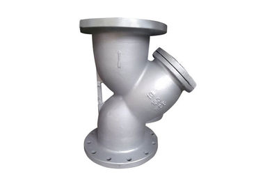 Carbon Steel Y Strainer Flange Type