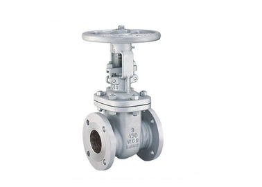 API Wedge Type Gate Valve Full Bore With Manual Actuator ANSI Standard